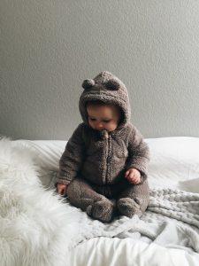 Le pyjama combinaison pour enfant vous permet de le rendre encore plus mignon