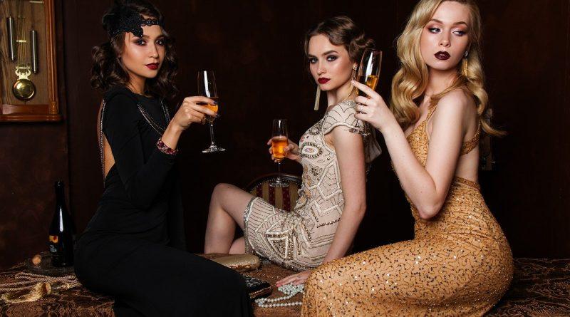 3 femmes au style vintage